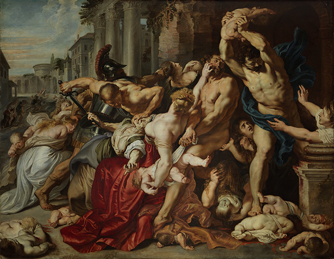 Reubens The Massacre of the Innocents
