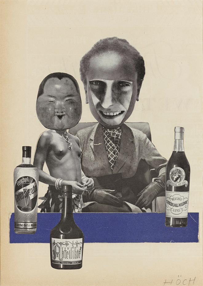 Hannah Höch, Untitled, around 1925