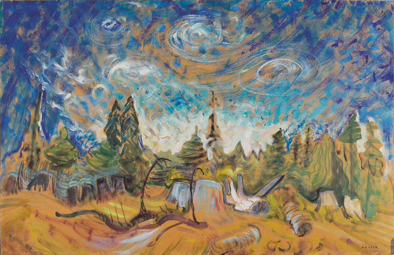 Emily Carr Most Famous Paintings