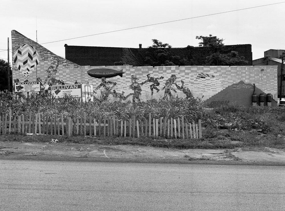 LaToya Ruby Frazier, <em>The World Is Yours</em> from the series <em>Notion of Family</em>, 2009, gelatin silver print, 50.8 cm x 60.96 cm