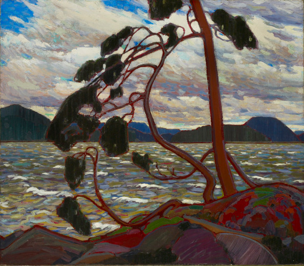Tom Thomson, The West Wind, winter 1916 – 1917