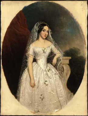 George Theodore Berthon, Mrs. William Henry Boulton, 1847
