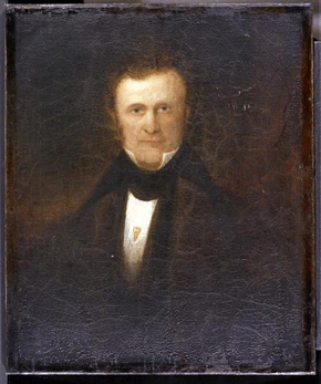 Portrait of William Lyon Mackenzie, 1830