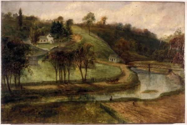 Don River, c. 1847