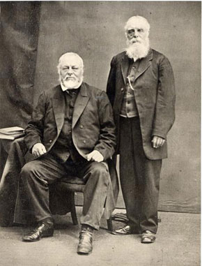 William and Joseph Helliwell