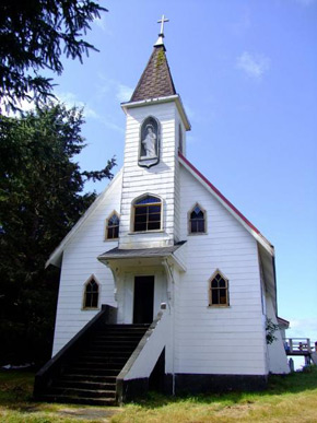 Church Exterior, date unknown
