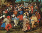 Pieter Brueghel the Younger, The Peasants' Wedding, date unknown
