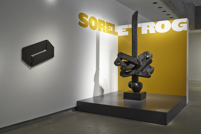 Sorel Etrog, 2013 Exhibition, Art Gallery of Ontario