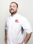Photo of Ryan WIlson-Lall, Chef de Cuisine, FRANK, AGO