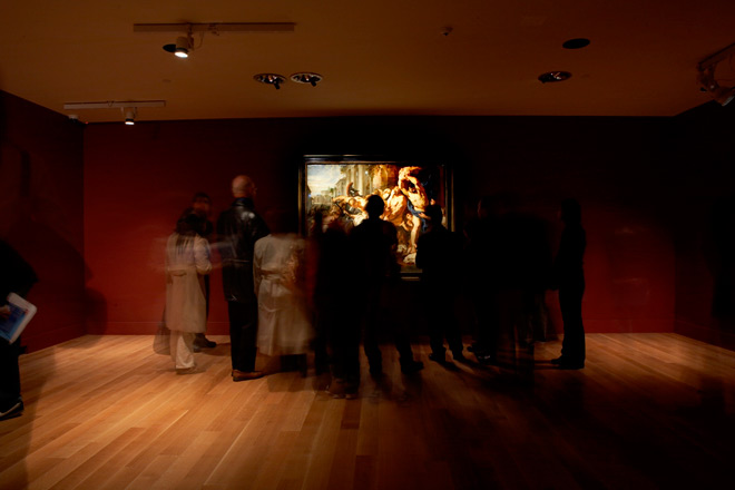 Installation view of Thomson Collection at the Art Gallery of Ontario