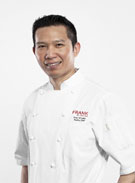 Van Vi Lam, Pastry Chef, FRANK Restaurant at the AGO