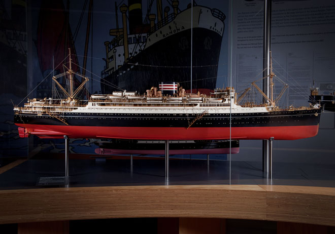 The Thomson Collection of Ship Models Audio Tour | AGO Art