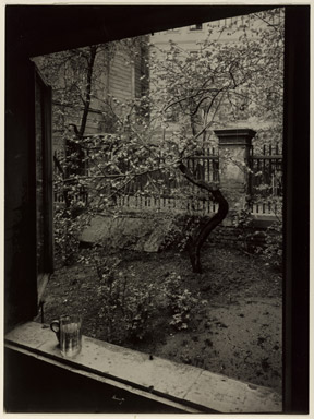 Josef Sudek, The Window of My Studio, 1940-1954