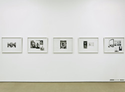 Annie MacDonell, Installation view: <em>The Picture Collection</em>, part of <em>Originality and the Avant Garde (on art and repetition)</em>, Mercer Union, Toronto, 2012