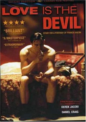 Love is the Devil film poster