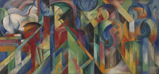 Franz Marc, Stables
