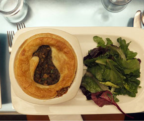 Pigeon-less Pie, Sara Angelucci