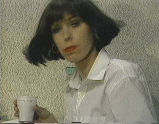 Susan Britton, Freeze Frame (film still), 1983