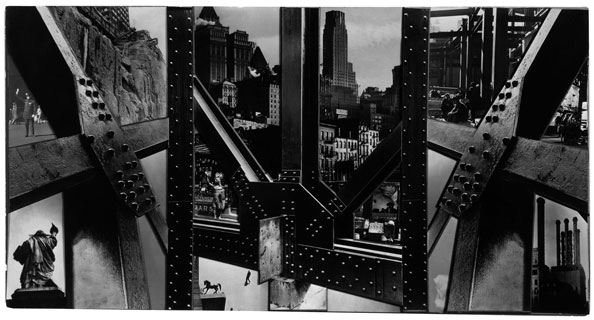 Berenice Abbott, Photomontage, New York, 1932