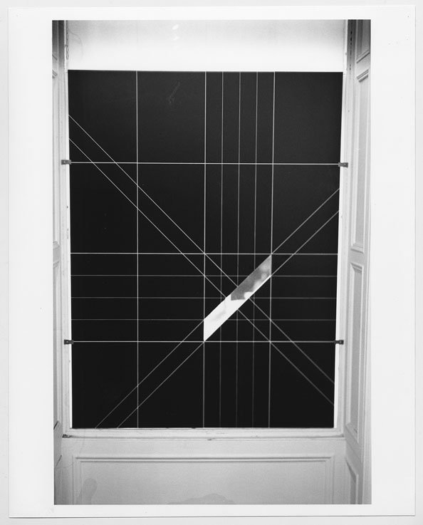Michael Snow, Sight, 1968