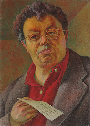 Diego Rivera (1886-1957), Self-Portrait, 1941