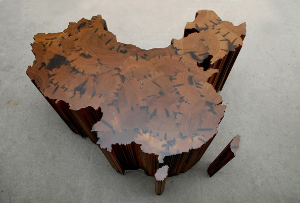 Ai Weiwei, Map of China,  2008