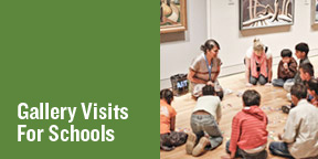 Gallery Visits for School Groups
