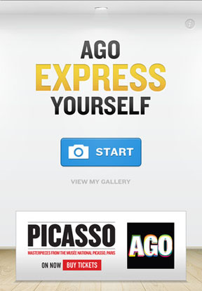 AgoExpressYourself app