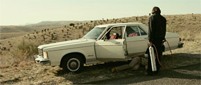 Still from Ethan Coen and Joel Coen's No Country for Old Men