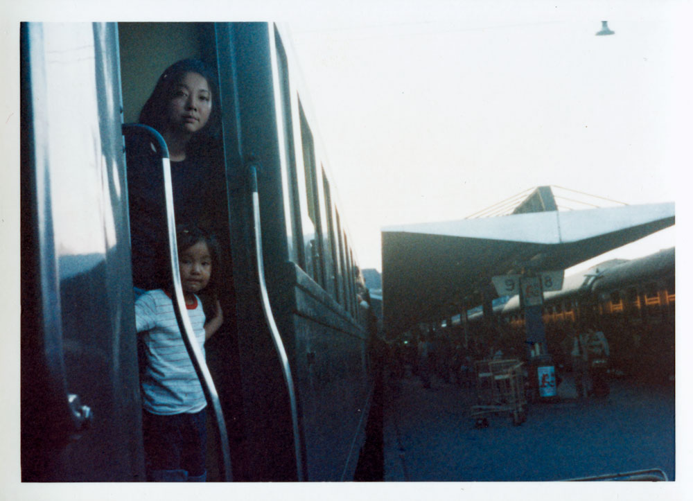 Chino Otsuka, <em>1975 and 2005, Spain</em> from the series <em>Imagine Finding Me</em>, 2005, chromogenic print, 305 mm x 406 mm