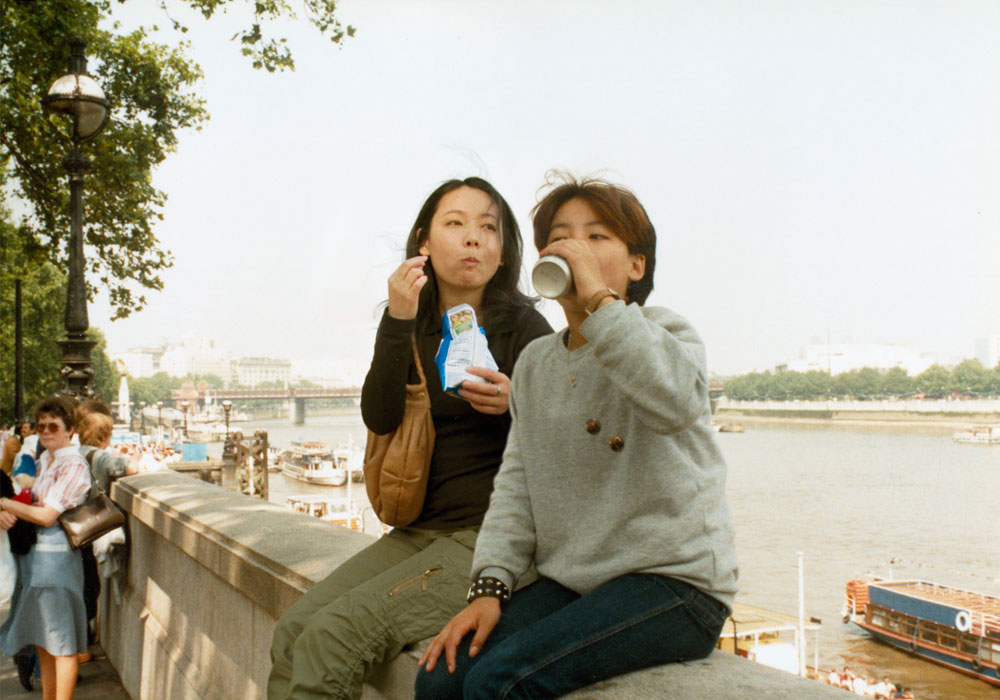 Chino Otsuka, <em>1984 and 2005, London, UK</em> from the series <em>Imagine Finding Me</em>, 2005, chromogenic print, 305 mm x 406 mm