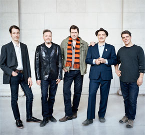 Image of The Rheostatics and Kevin Hearn