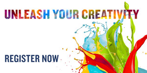 Unleash your creativity - Courses and Workshop Registration
