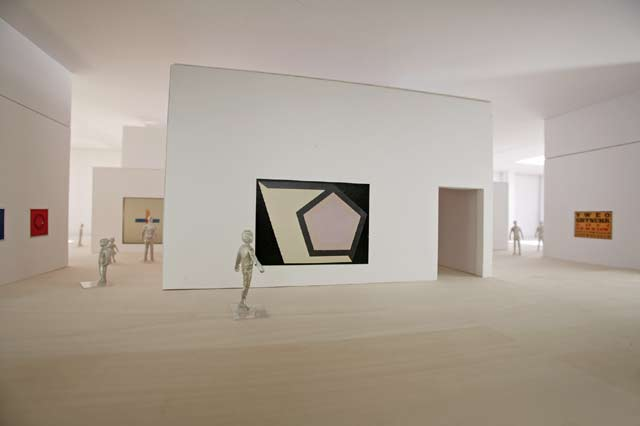Galleries in the Centre for Contemporary Art