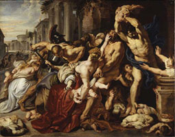 Peter Paul Rubens, The Massacre of the Innocents