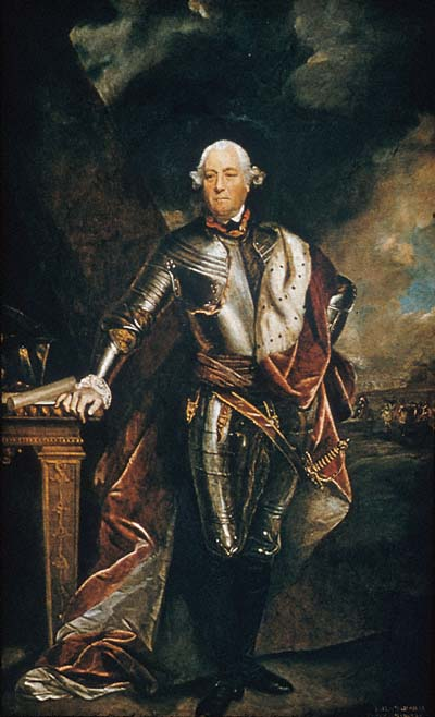 George Townshend, 4th Viscount Townshend