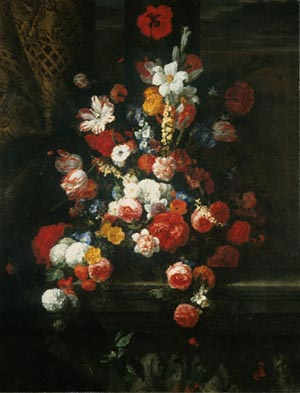 Still Life: Flowers 17th century