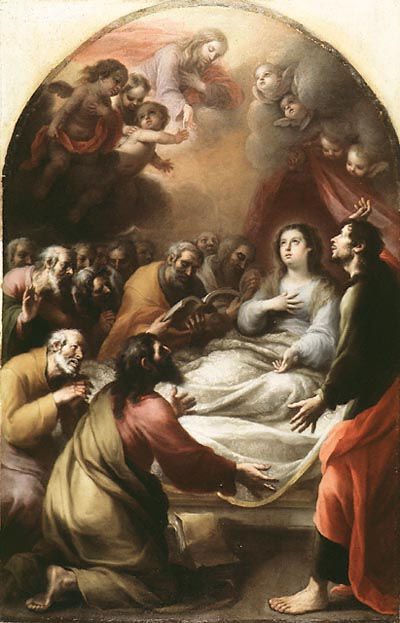 of the virgin 17th century