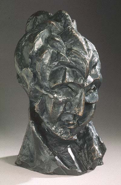 Head of a Woman (Fernande)