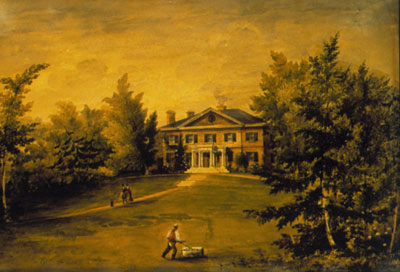 The Grange in Art