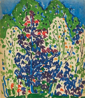 David Milne Watercolours