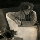French writer Colette, 1935