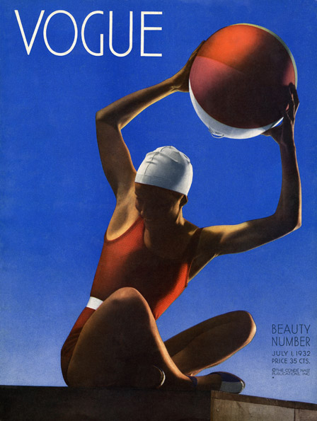 Vogue (cover), July 1, 1932