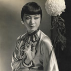 Actress Anna May Wong, 1930