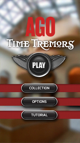 AGO Time Tremors app