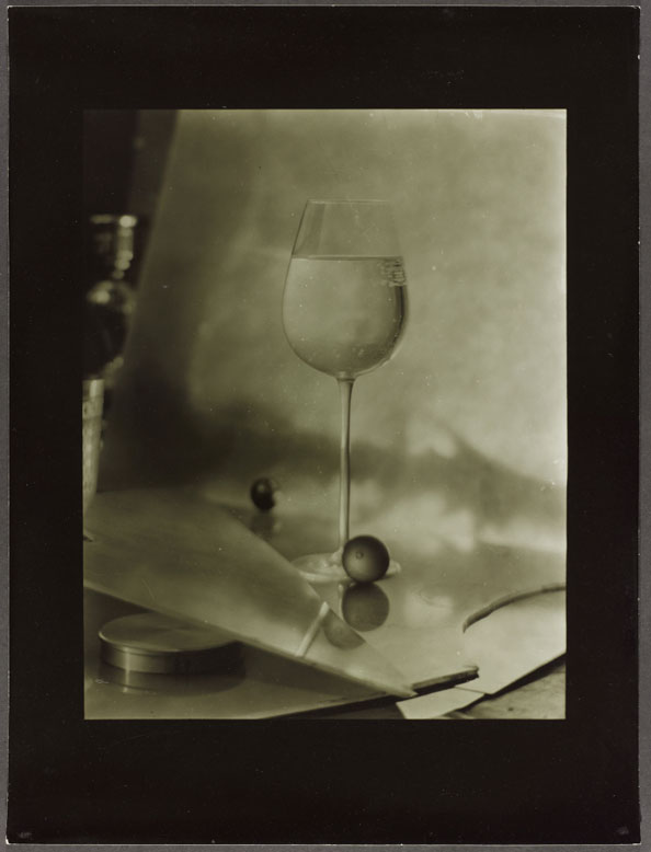 Josef Sudek, From the cycle 'Glass Labyrinths', 1968-1972