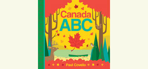 Canada ABC by Paul Covello book cover