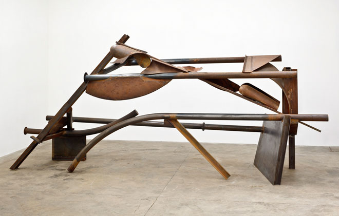 Anthony Caro, Laughter and Crying, 2012
